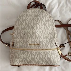 Brand new Michael kors backpack never used w tags